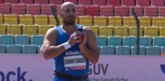 Παγκόσμιο ΑμεΑ: O Χαριτωνίδης έχασε το χρυσό μετάλλιο στη σφαίρα