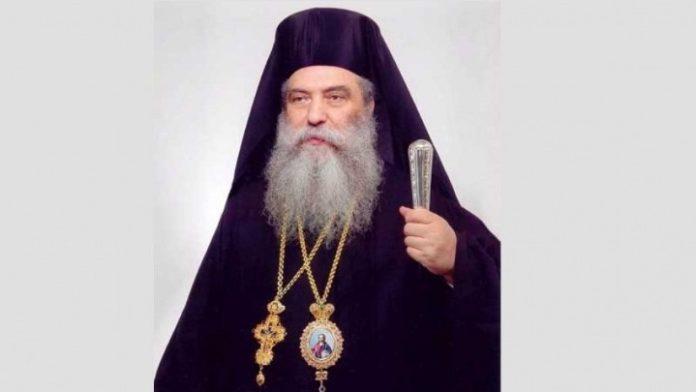 Παρουσία του Αρχιεπισκόπου Ιερωνύμου, η αναγόρευση του μητροπολίτη Σπάρτης Ευσταθίου σε επίτιμο διδάκτορα του Πανεπιστημίου Πειραιώς