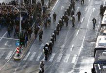 Πολυτεχνείο: 5.000 αστυνομικοί, drones και ελικόπτερο