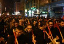 Πορεία φοιτητών σε Αθήνα και Θεσσαλονίκη για την ΑΣΟΕΕ