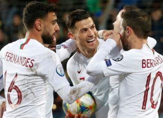 Πορτογαλία, η 17η με εισιτήριο Euro 2020