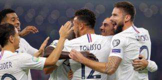 Πρώτη και καλύτερη η Γαλλία, 2-0 την Αλβανία