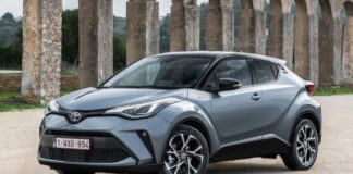 Πρώτη οδήγηση του ανανεωμένου Toyota C-HR 2.0 Hybrid Dynamic Force στην Πορτογαλία