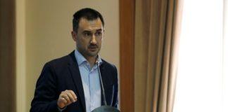 Σχόλιο Αλ. Χαρίτση για τη συνέντευξη του πρωθυπουργού στη Handelsblatt