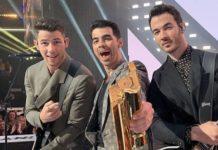 Στους Jonas Brothers το κορυφαίο βραβείο των 2019 LOS40 Music Awards