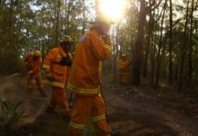 Στους τέσσερις οι νεκροί από τις πυρκαγιές που μαίνονται στην Αυστραλία