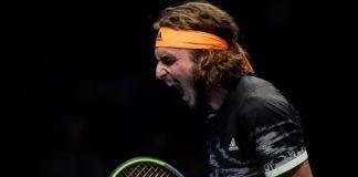 Συγκλονιστικός  Τσιτσιπάς κέρδισε τον «βασιλιά» Φέντερερ και πήγε τελικό των ATP Finals! (pic)