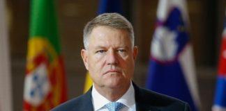 Συλλυπητήρια του Ρουμάνου προέδρου στον Αλβανό ομόλογό του για τα θύματα του φονικού σεισμού