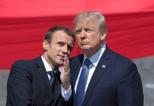 Συνάντηση Μακρόν - Τραμπ πριν από τη σύνοδο κορυφής του NATO στο Λονδίνο