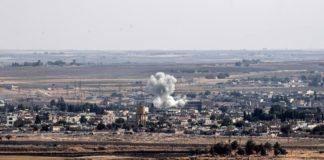 Συρία: Εκρήξεις κοντά στο αεροδρόμιο της Δαμασκού