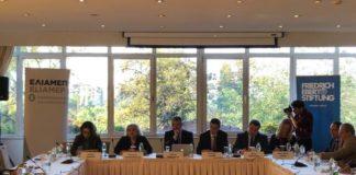 Συζήτηση για τις  ευρωπαϊκές προοπτικές ένταξης των Δ. Βαλκανίων και της Τουρκίας