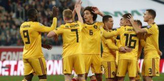 «Τεσσάρα» (1-4) του Βελγίου επί της Ρωσίας