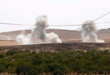Το Ισραήλ εξαπέλυσε δεκάδες πλήγματα εναντίον θέσεων του συριακού στρατού