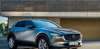 Το Mazda CX-30 κέρδισε το βραβείο «Golden Steering Wheel» για το 2019