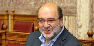 Τρύφων Αλεξιάδης: Θερμό καλωσόρισμα στη Βουλή
