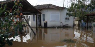 Θα πάρει χρόνο η αποκατάσταση ζημιών στη Χαλκιδική