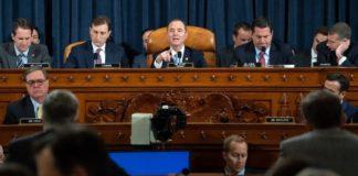 Ξεκίνησαν οι ιστορικές δημόσιες ακροάσεις στο Κογκρέσο για την αποπομπή Τραμπ
