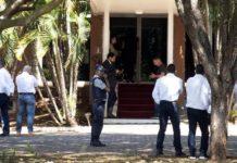 Υποστηρικτές του Γκουαϊδό κατέλαβαν ένα τμήμα της πρεσβείας της Βενεζουέλας στην Μπραζίλια