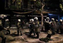 Η ομάδα νομικής βοήθειας καταγγέλει την αστυνομική βία