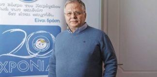 """Κ. Γιαννόπουλος: """"Κάθε παιδί πρέπει να βρει τη λύση του"""""""