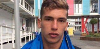 Πενθεί το ελληνικό πόλο – Νεκρός σε τροχαίο ο 21χρονος Μαντής