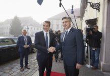 Μητσοτάκης: «Η Ελλάδα στον δρόμο της ανάπτυξης»