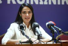 Δόμνα Μιχαηλίδου: «Καμία περικοπή στα επιδόματα»
