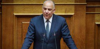 """Γ. Σαρίδης: """"Ο ΣΥΡΙΖΑ έχει αμυντική στάση - δεν κάνει επίθεση"""""""