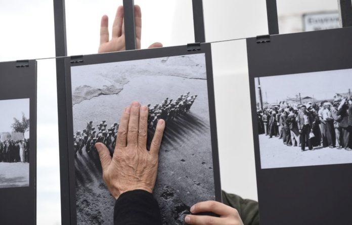 Θεσσαλονίκη: Εκδήλωση για τους 50.000 Εβραίους που χάθηκαν στο Β' Παγκόσμιο