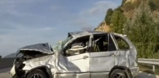 Θεσσαλονίκη: Ένας νεκρός σε τροχαίο με μετανάστες