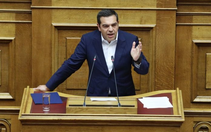 Αλ. Τσίπρας: «Ο ΣΥΡΙΖΑ αύξησε τον κατώτατο μισθό»