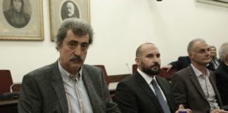 Ο ΣΥΡΙΖΑ το πήρε απόφαση για Πολάκη-Τζανακόπουλο
