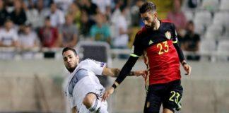 Βέλγιο - Κύπρος: Ψάχνουν το πρώτο γκολ κόντρα στους Βέλγους!