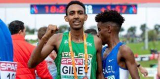 Γκίντεϊ: Από την Ερυθραία στο Καλαί, το Δουβλίνο και το βάθρο στη Λισαβόνα