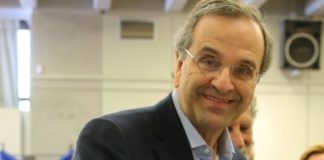 Αντ. Σαμαράς: Ο ελληνικός λαός εκτιμά θετικά τις πρωτοβουλίες της κυβέρνησης