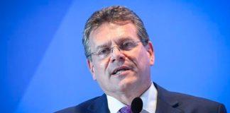 Αντιπρόεδρος Κομισιόν: Νέα συμφωνία «επί της αρχής» Ρωσίας- Ουκρανίας -ΕΕ, για τημεταφορά αερίου
