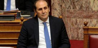 Απ. Βεσυρόπουλος: Μείωση φοροδιαφυγής και άμεση επιστροφή φόρου στους συνεπείς