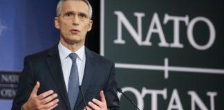 Απόλυτη η δέσμευση των ηγετών των χωρών του ΝΑΤΟ στο άρθρο 5, τόνισε ο Γ.Στόλτενμπεργκ