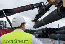 Ρωσία: Δεν αλλάζει σχέδια για τη κατασκευή του Nord Stream 2