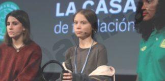 COP25 - Γκρέτα Τούνμπεργκ: «Δεν μπορούμε να περιμένουμε άλλο. Ο κόσμος υποφέρει και πεθαίνει λόγω της κατάστασης κλιματικής έκτακτης ανάγκης»