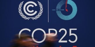 COP25: «Δεν υπάρχουν δικαιολογίες αν δεν επιτευχθεί συμφωνία»