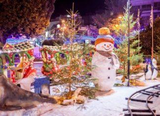 Χωριά των Χριστουγέννων στη Βόρεια Ελλάδα
