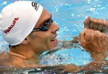 Χρυσό μετάλλιο με ρεκόρ Ευρώπης ο Βαζαίος