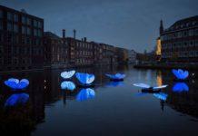 «DISRUPT!», στο εφετινό φεστιβάλ φωτός του Άμστερνταμ