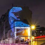 «Δεινόσαυροι» στο Παρίσι, από τον Julien Nonnon