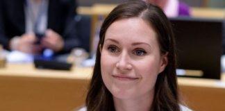 """""""Δεν αισθάνομαι ότι είμαι πρότυπο"""", λέει η 34χρονη πρωθυπουργός Σάνα Μάριν"""