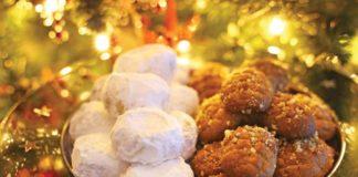 Διατροφικές συμβουλές στους «γλυκούληδες» για ξένοιαστες γιορτές