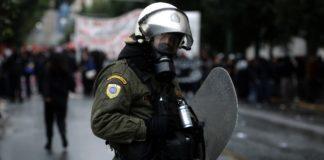 Δρακόντεια μέτρα για την αυριανή επέτειο της δολοφονίας Γρηγορόπουλου