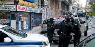 Δύο συλλήψεις από την πρωινή επιχείρηση της Δίωξης Ναρκωτικών στα Εξάρχεια