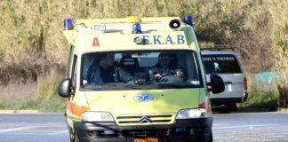 Κιλκίς: Τραγωδία στην ασφάλτο - Νεκρός 56χρονος